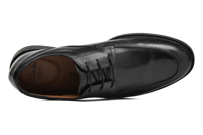 Beckfield Apron Black leather