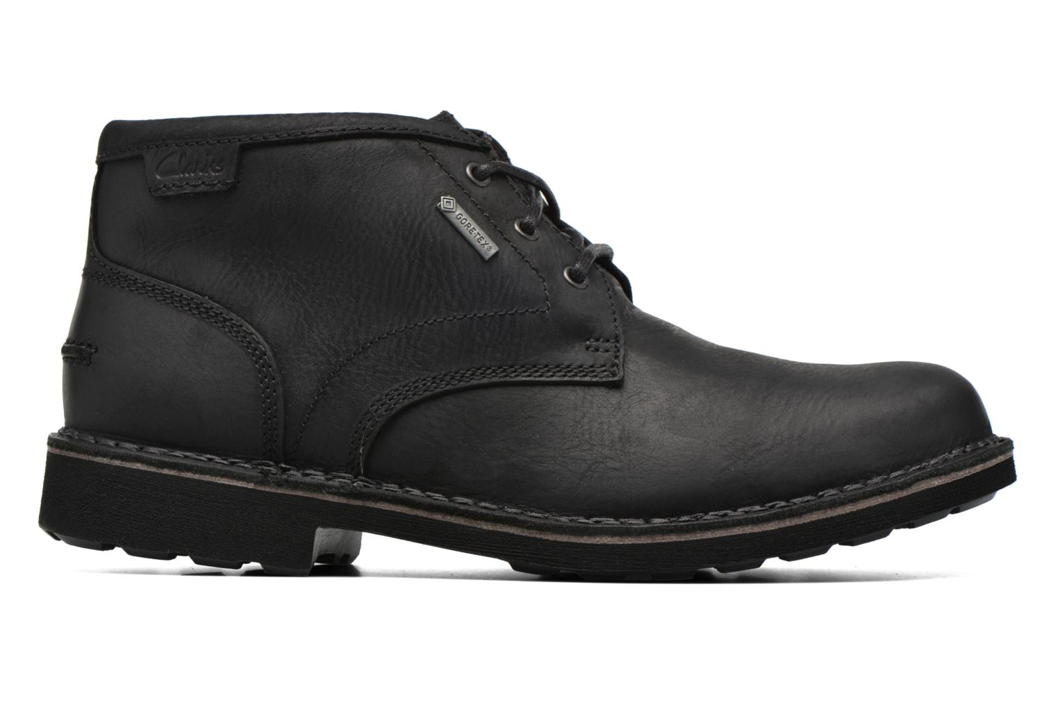 Lawes Mid GTX Black leather