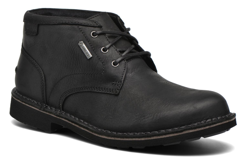 Lawes Mid GTX Black leather