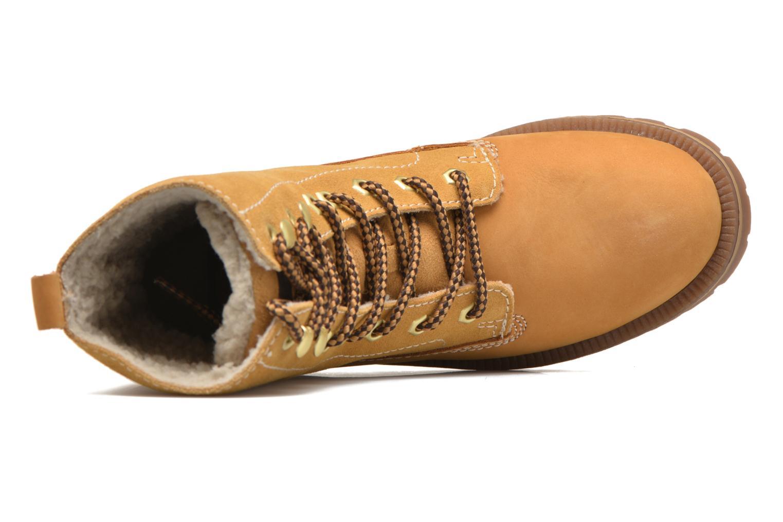 Bottines et boots Dockers Eliza Beige vue gauche