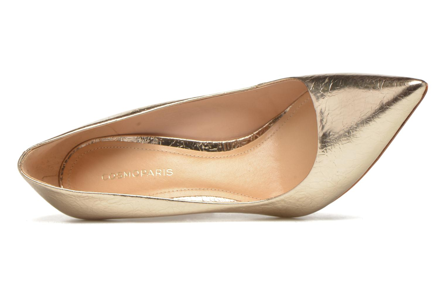 Pumps COSMOPARIS Aelia/Fr gold/bronze ansicht von links