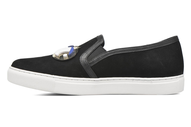 Sneakers COSMOPARIS Eyes Zwart voorkant