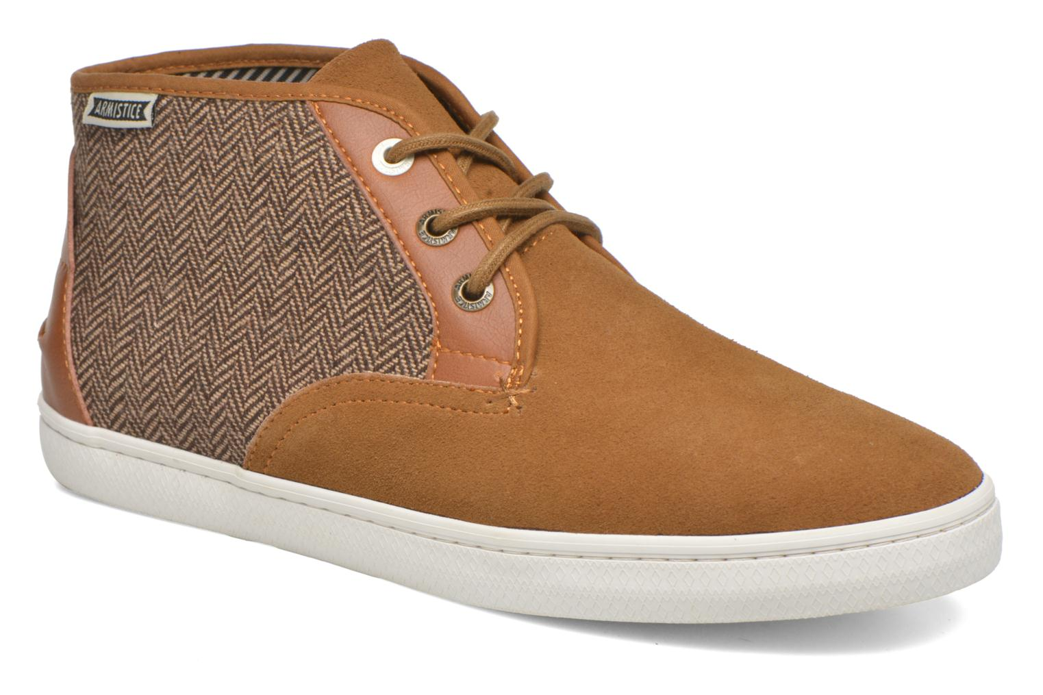 Drone Mid Suede/suit Camel/taupe