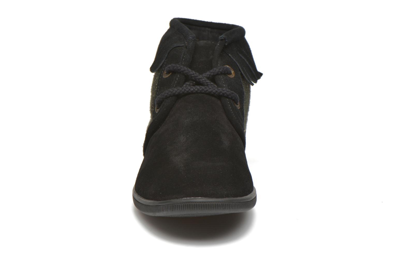 Chaussures à lacets Armistice Stone Hawk Suede/Woodgloss Noir vue portées chaussures
