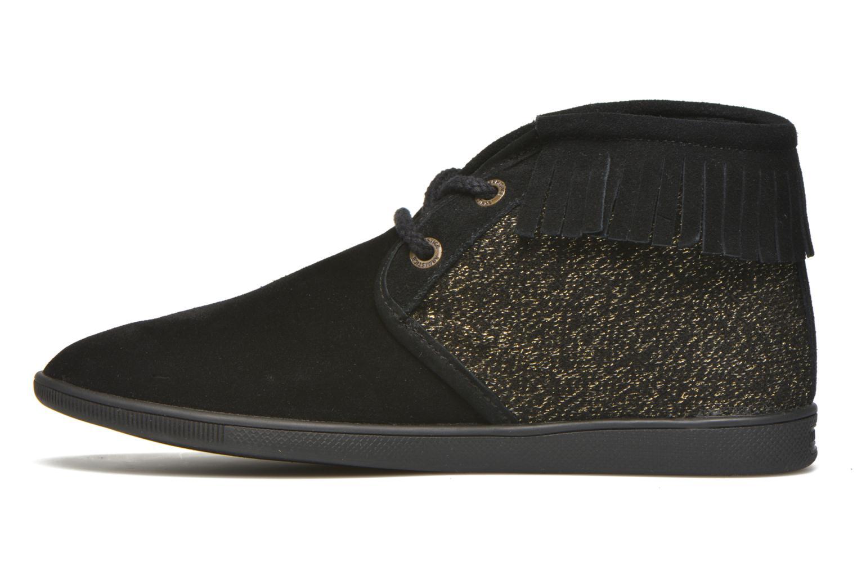 Chaussures à lacets Armistice Stone Hawk Suede/Woodgloss Noir vue face