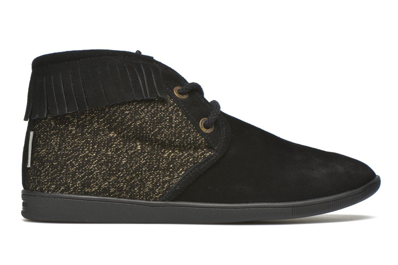 Chaussures à lacets Armistice Stone Hawk Suede/Woodgloss Noir vue derrière