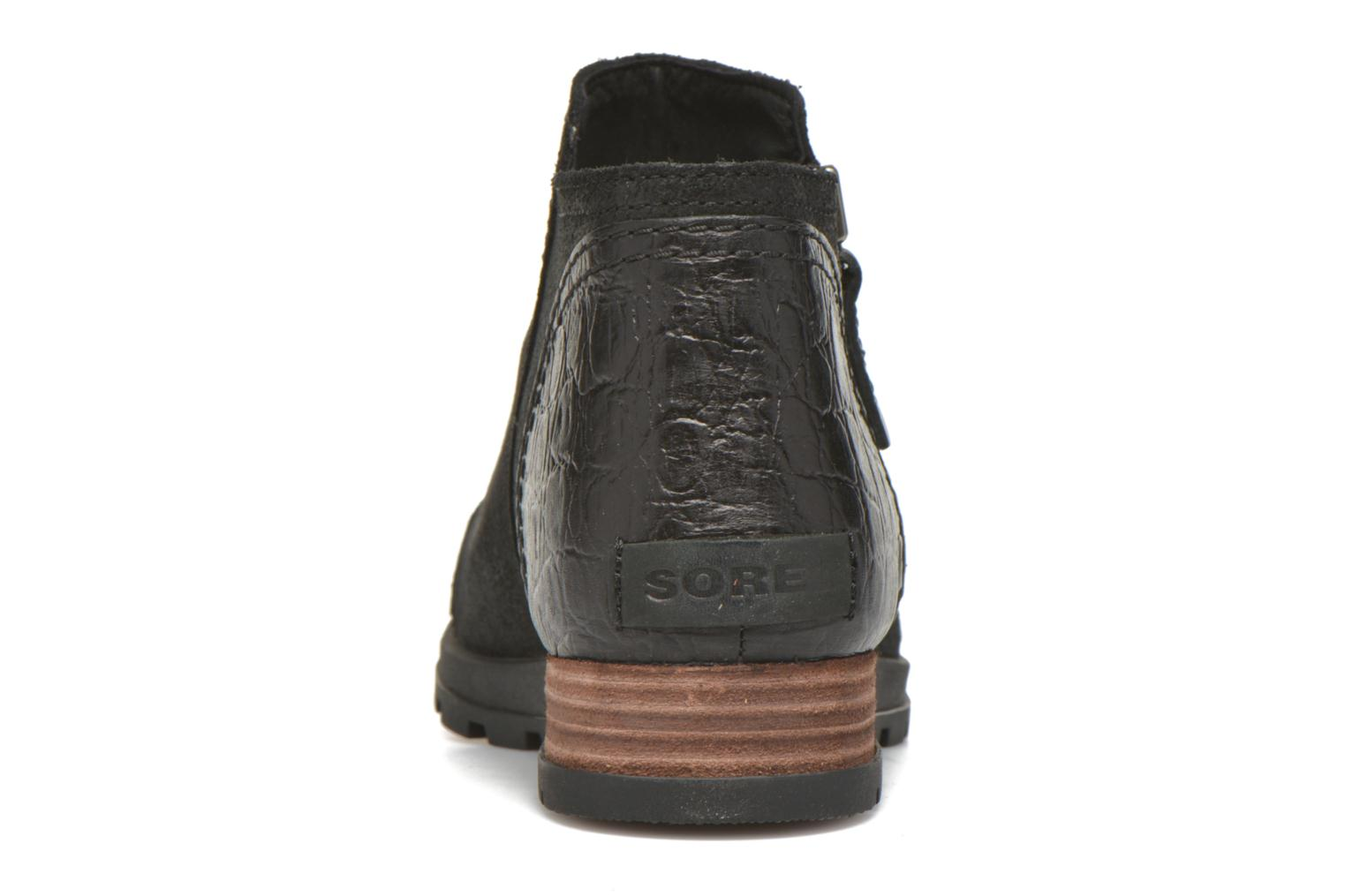 Bottines et boots Sorel Sorel Major Low Noir vue droite