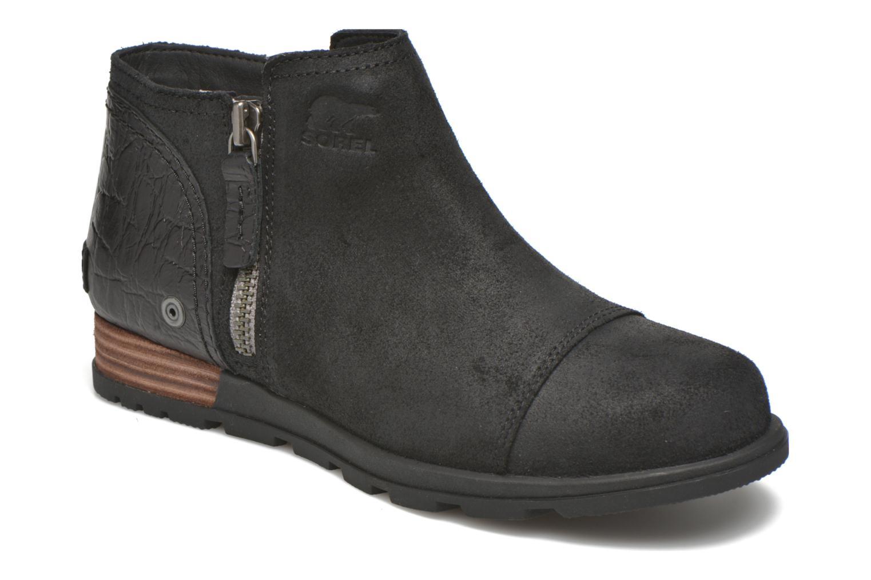 Zapatos promocionales Sorel Sorel Major Low (Negro) - Botines    Los zapatos más populares para hombres y mujeres