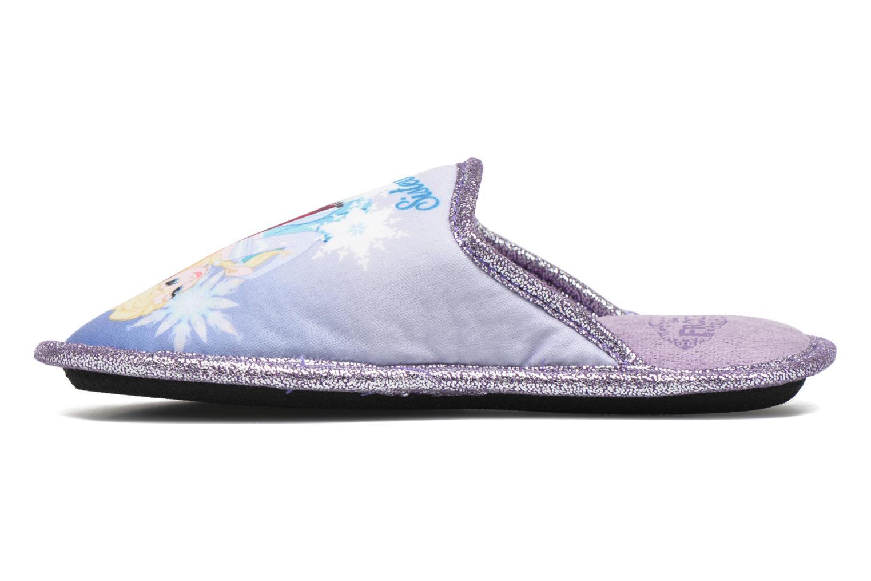 Chaussons Frozen Safouan Frozen Violet vue face