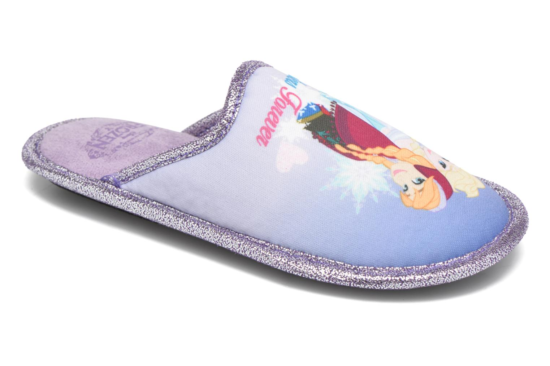 Chaussons Frozen Safouan Frozen Violet vue détail/paire