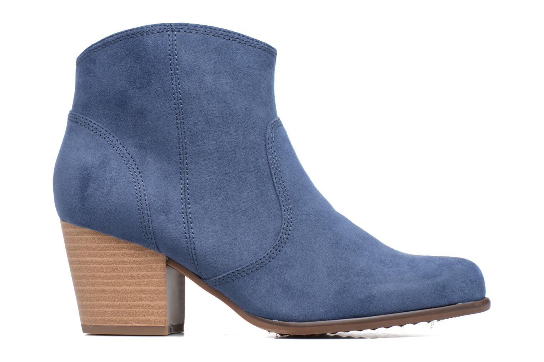 Boots en enkellaarsjes S.Oliver Badda Blauw achterkant