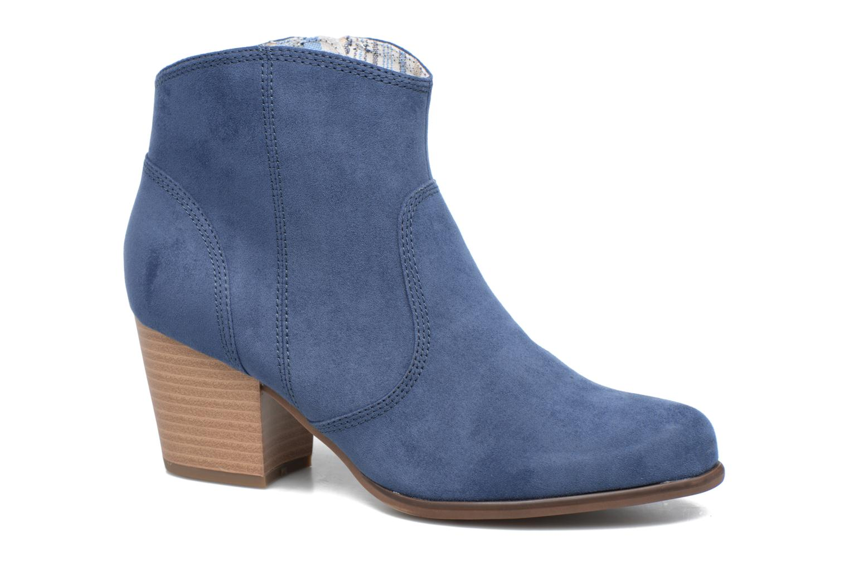 Boots en enkellaarsjes S.Oliver Badda Blauw detail