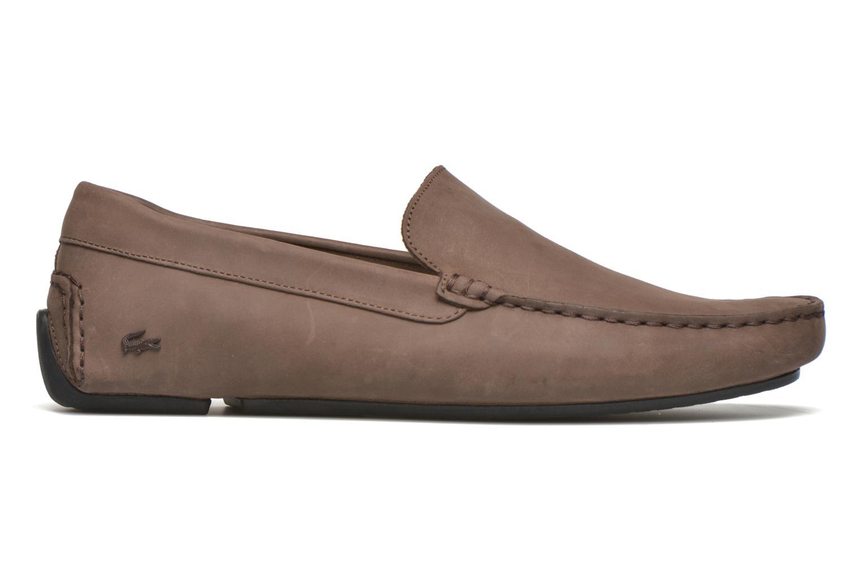 Loafers Lacoste Piloter 316 1 Brun bild från baksidan