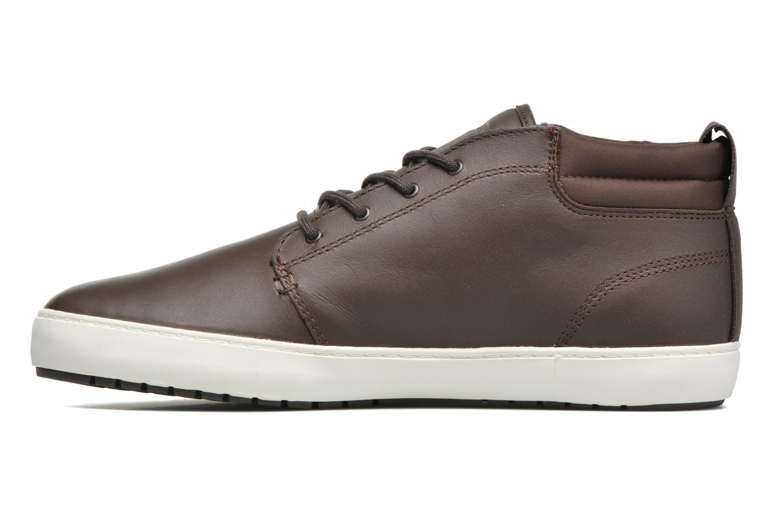 Baskets Lacoste Ampthill Terra 316 1 Marron vue face