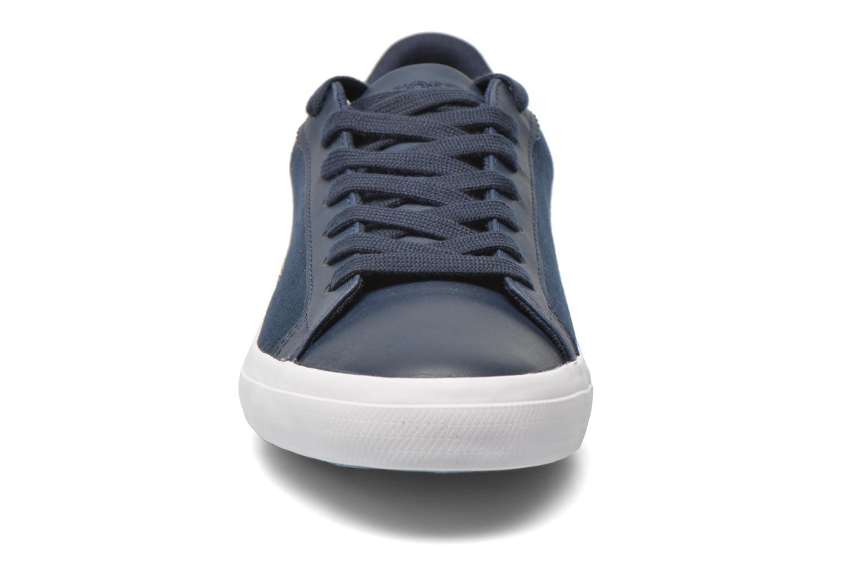 Baskets Lacoste Lerond 316 1 Bleu vue portées chaussures