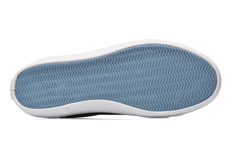 Baskets Lacoste Lerond 316 1 Bleu vue haut