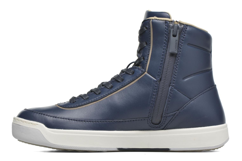 Sneaker Lacoste Explorateur Calf 316 1 blau ansicht von vorne