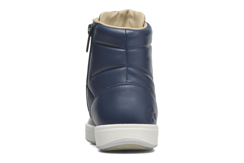 Sneaker Lacoste Explorateur Calf 316 1 blau ansicht von rechts