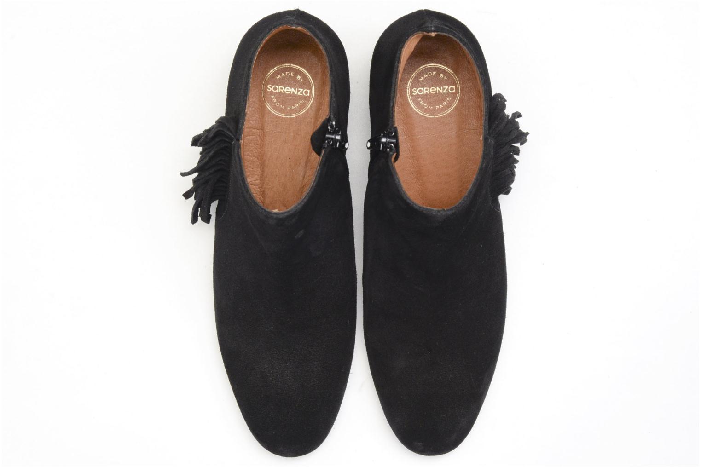 Stiefeletten & Boots Made by SARENZA See Ya Topanga #9 schwarz schuhe getragen
