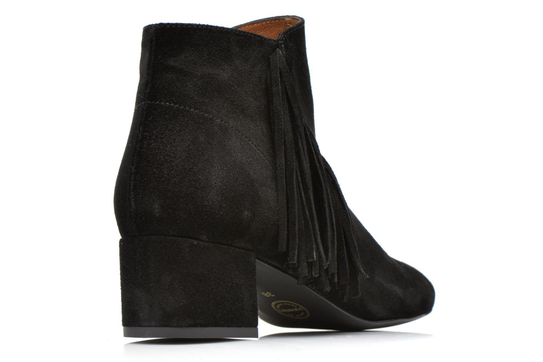 Bottines et boots Made by SARENZA See Ya Topanga #9 Noir vue face