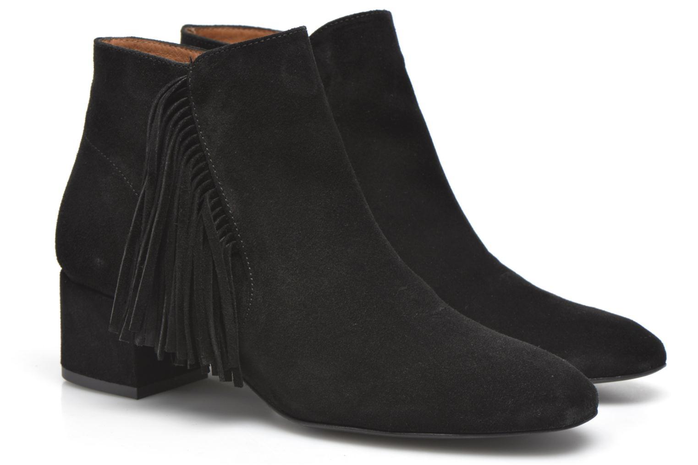 Stiefeletten & Boots Made by SARENZA See Ya Topanga #9 schwarz ansicht von hinten