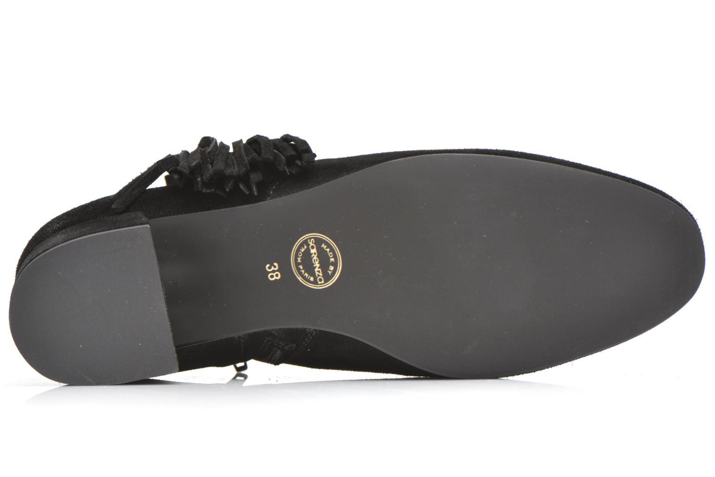 Stiefeletten & Boots Made by SARENZA See Ya Topanga #9 schwarz ansicht von oben