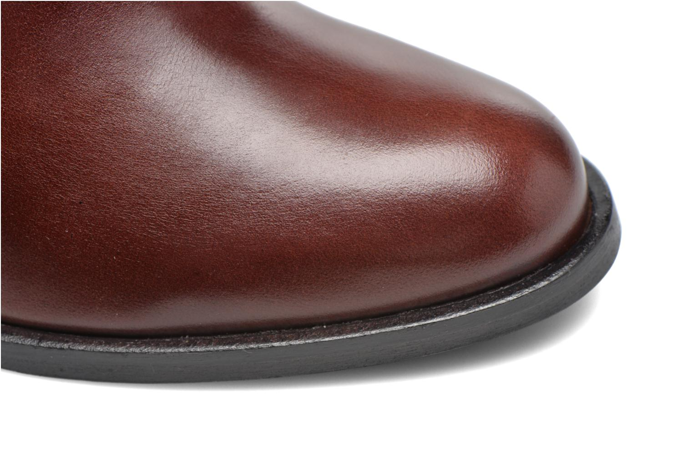 Bottines et boots Made by SARENZA See Ya Topanga #4 Bordeaux vue gauche