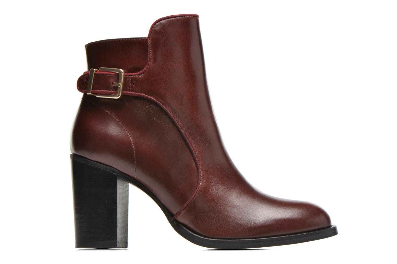 Bottines et boots Made by SARENZA See Ya Topanga #4 Bordeaux vue détail/paire