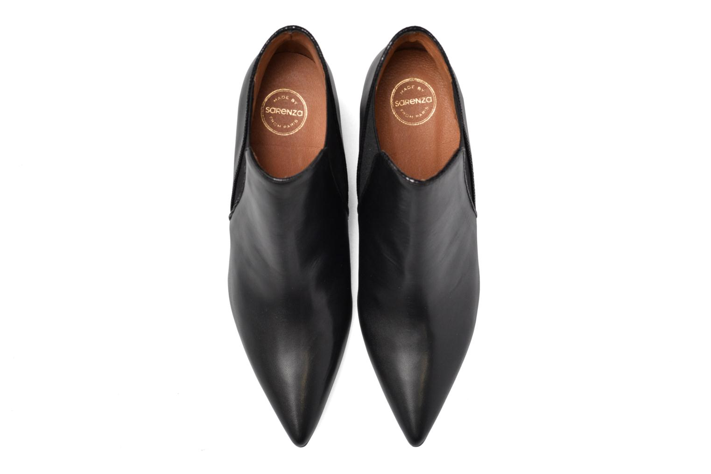 Stiefeletten & Boots Made by SARENZA Glamatomic #7 schwarz schuhe getragen