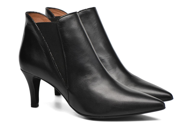 Stiefeletten & Boots Made by SARENZA Glamatomic #7 schwarz ansicht von hinten