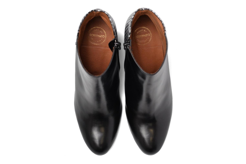 Bottines et boots Made by SARENZA West Mister #15 Noir vue portées chaussures