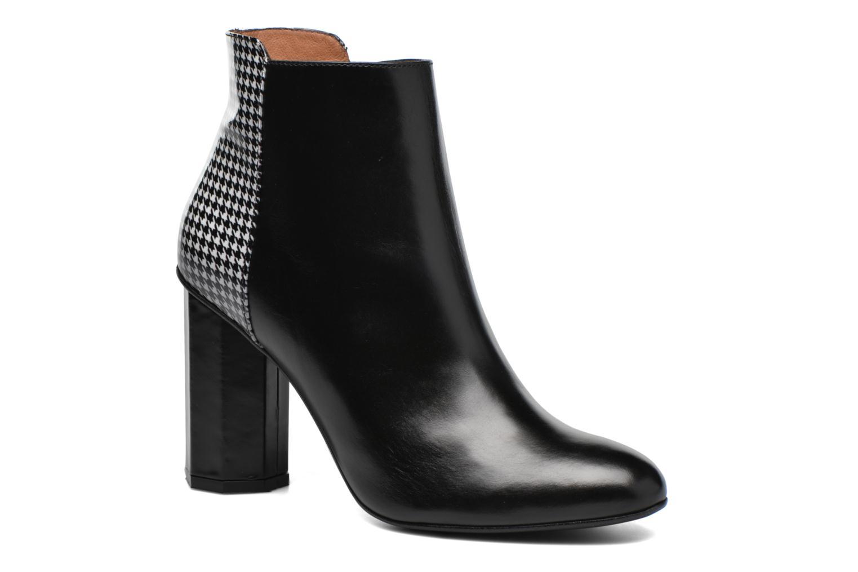 Bottines et boots Made by SARENZA West Mister #15 Noir vue droite