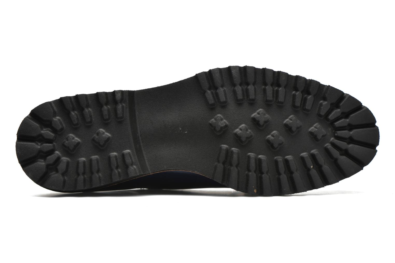 Carioca Crew Chaussures à Lacets #3 Verniz marine + Cosm navy + Glimul navy