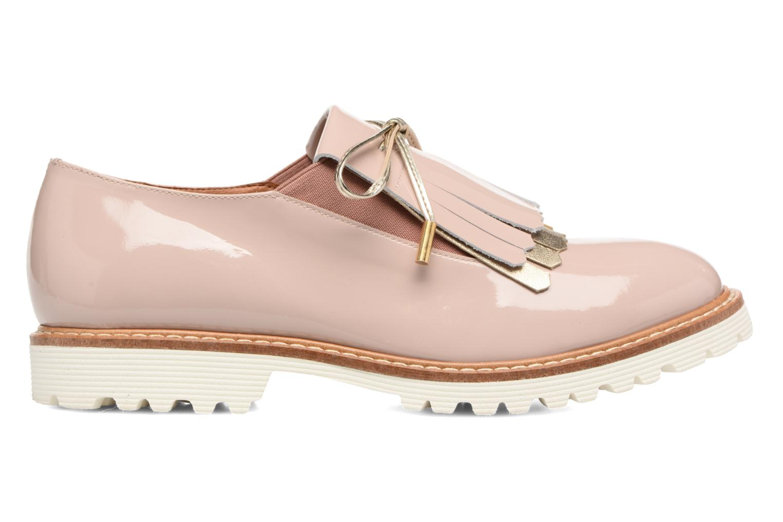 Mocassins Made by SARENZA Busy Girl Chaussures à Lacets #2 Beige vue détail/paire