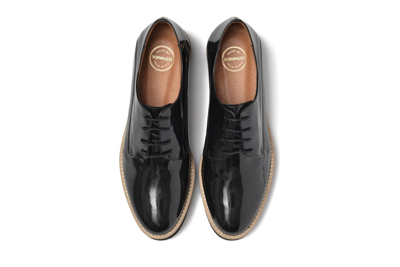 Chaussures à lacets Made by SARENZA West Mister # 17 Noir vue portées chaussures