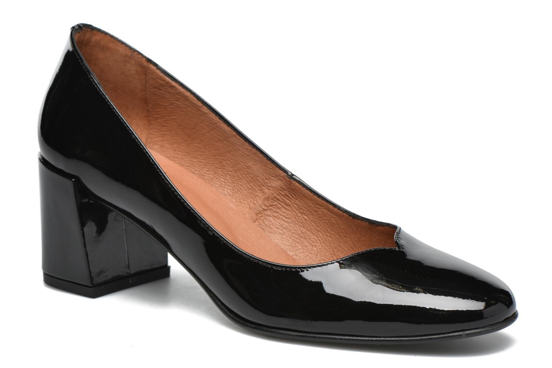 Escarpins Made by SARENZA Notting Heels #2 Noir vue droite