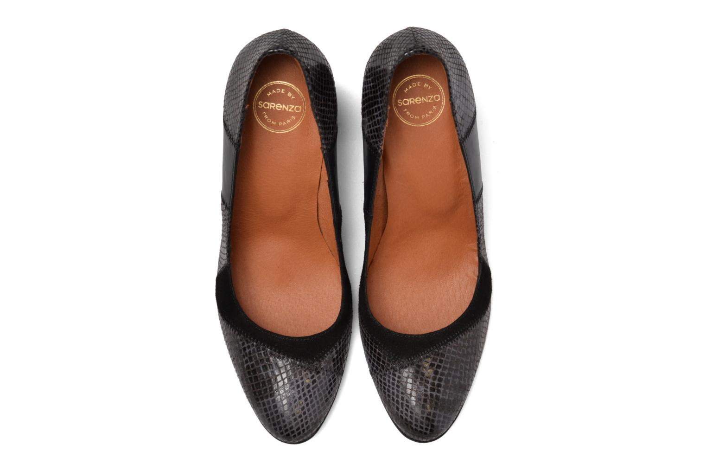Escarpins Made by SARENZA My Talon Is Rich #3 Noir vue portées chaussures