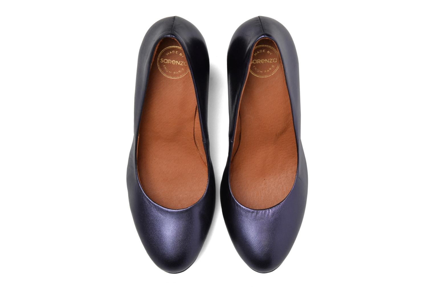 Pumps Made by SARENZA Glossy Cindy #7 Blauw model