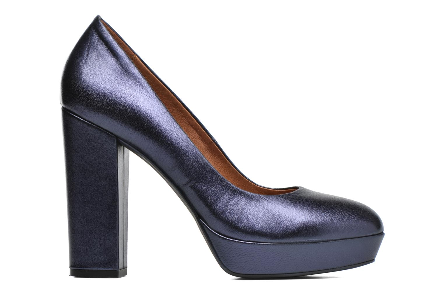 Pumps Made by SARENZA Glossy Cindy #7 Blauw detail