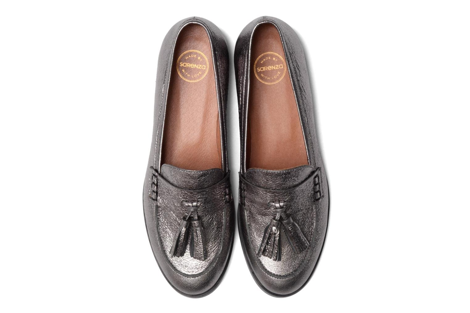 Loafers Made by SARENZA Partygloo #10 Silver model view