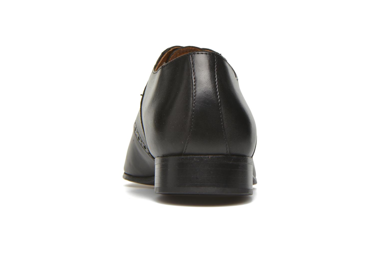 Chaussures à lacets Marvin&Co Newquay Noir vue droite