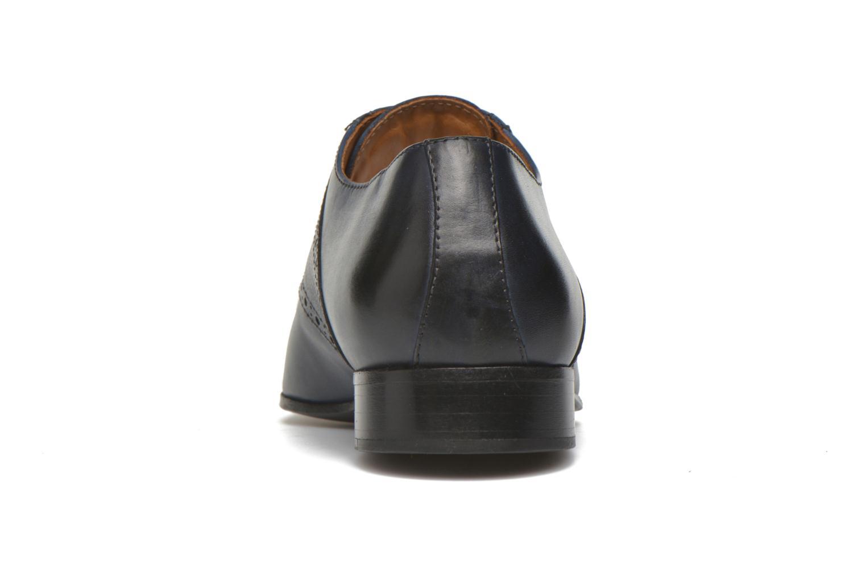 Chaussures à lacets Marvin&Co Newquay Bleu vue droite