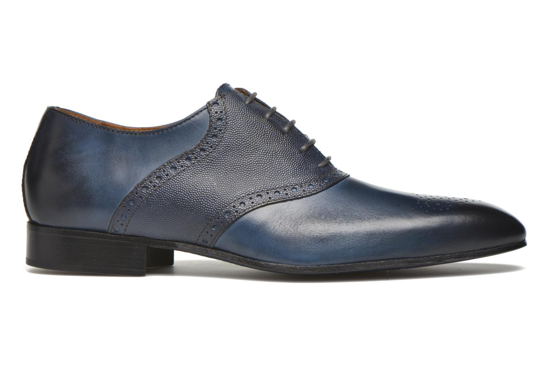 Chaussures à lacets Marvin&Co Newquay Bleu vue derrière