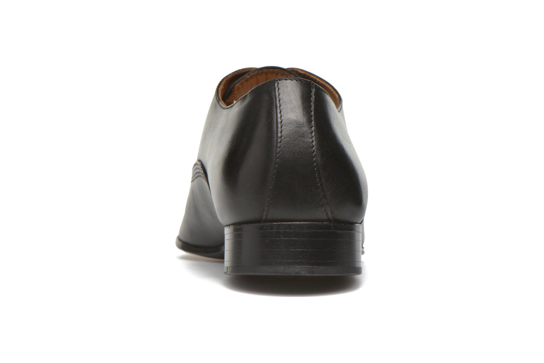 Chaussures à lacets Marvin&Co Norwich Noir vue droite