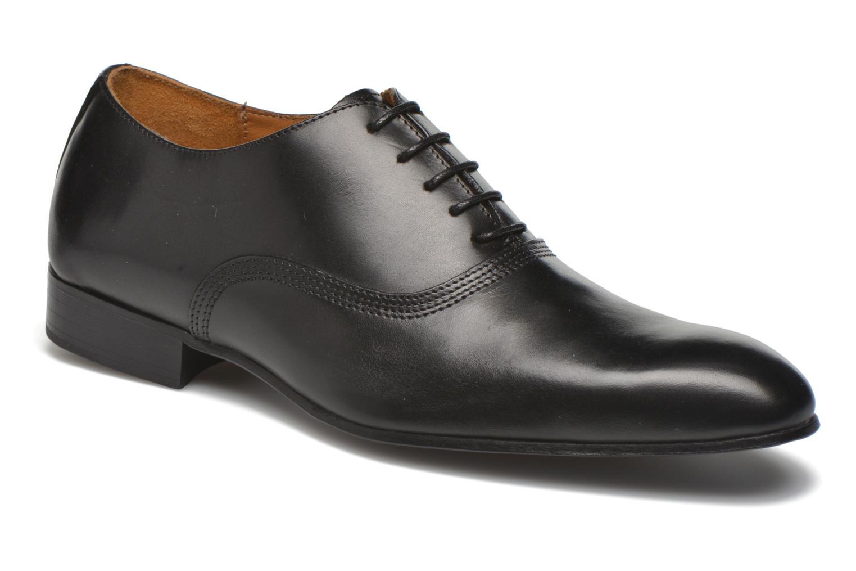 Marvin&Co Norwich (Noir) - Chaussures à lacets chez Sarenza (266664)