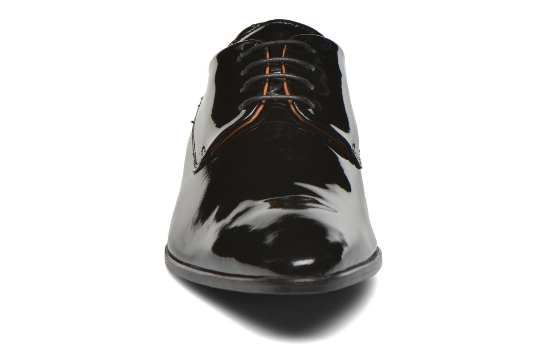 Scarpe con lacci Marvin&Co Notton Nero modello indossato