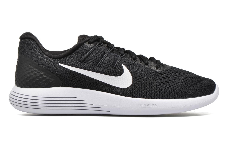 Chaussures de sport Nike Nike Lunarglide 8 Noir vue derrière