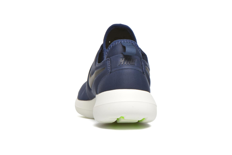 Baskets Nike Nike Roshe Two Bleu vue droite