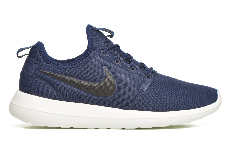 Baskets Nike Nike Roshe Two Bleu vue derrière