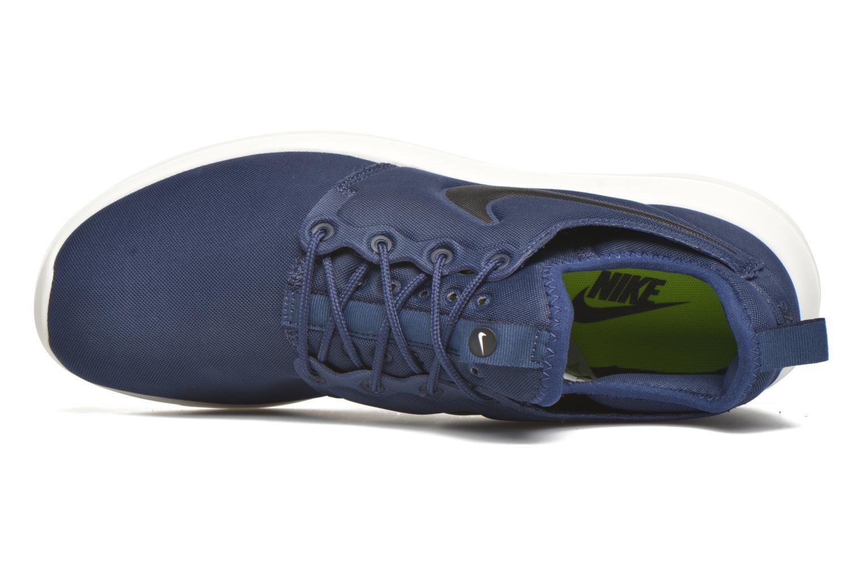 Baskets Nike Nike Roshe Two Bleu vue gauche